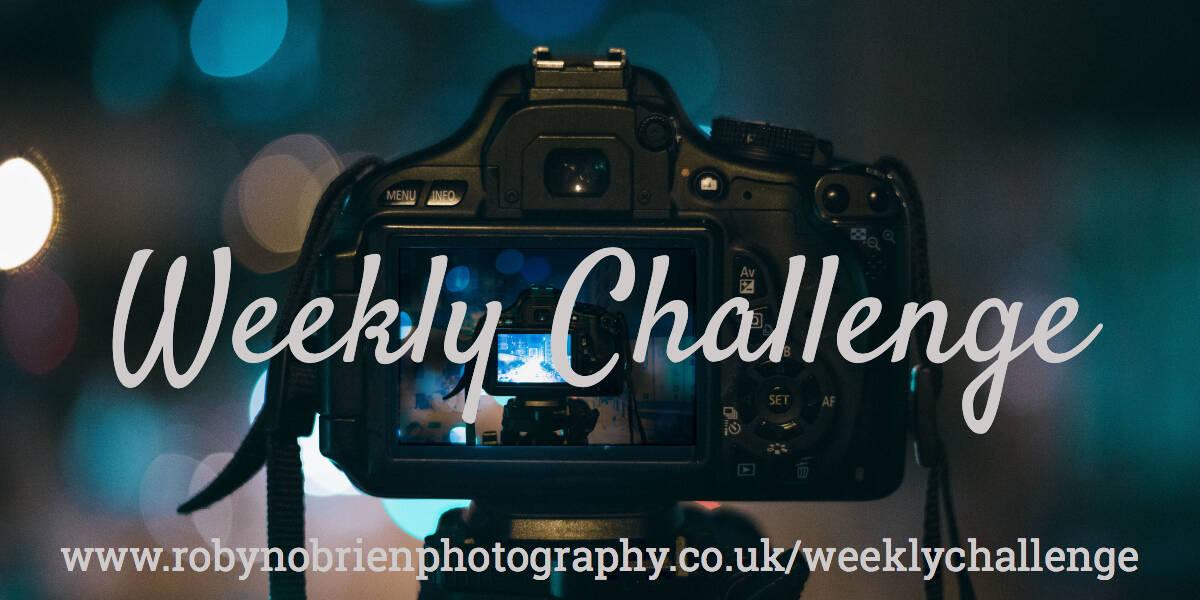 52 Week Challenge- Week 3 Through a Childs eye