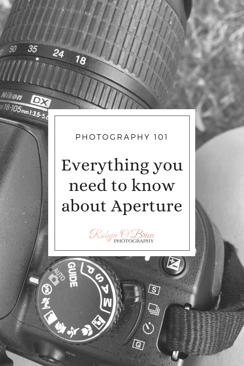 Everything you need to know about aperture