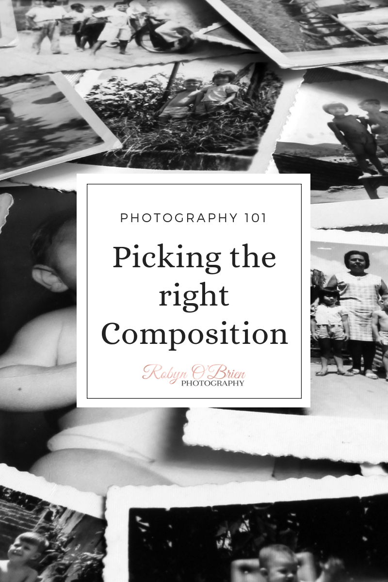 Picking the right compositions