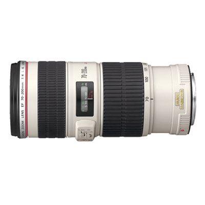 Canon 70-200mm L Lens