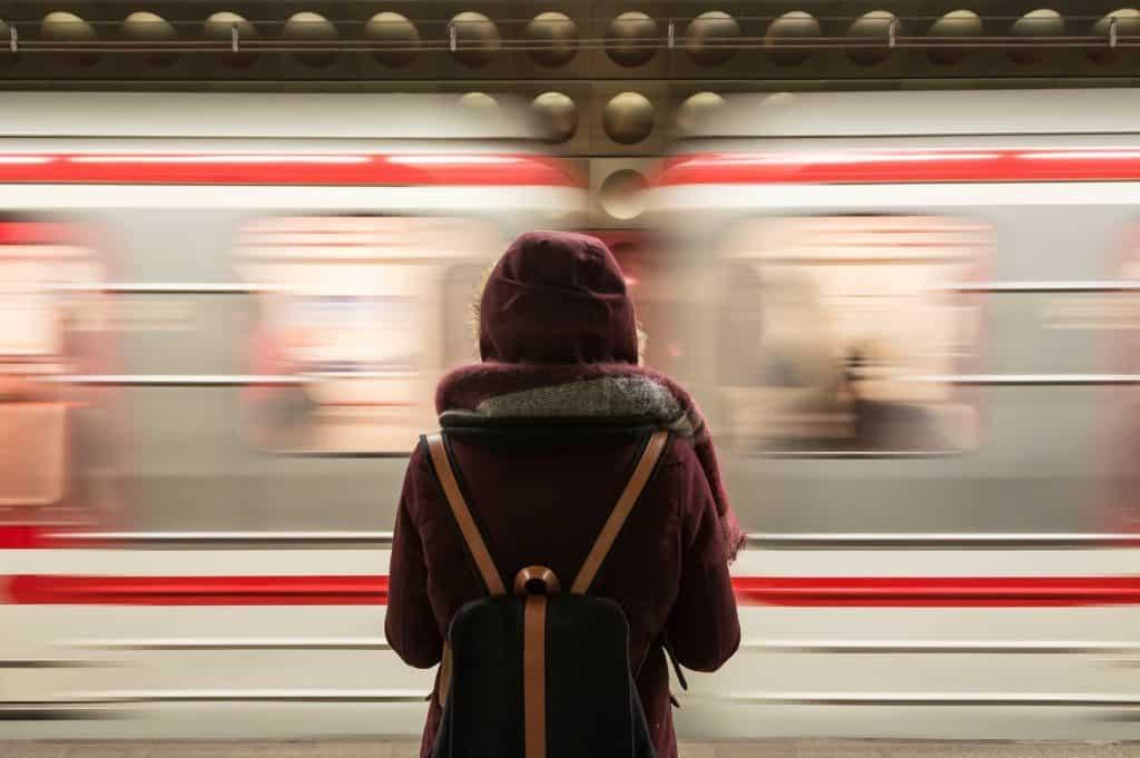 tube blur photo