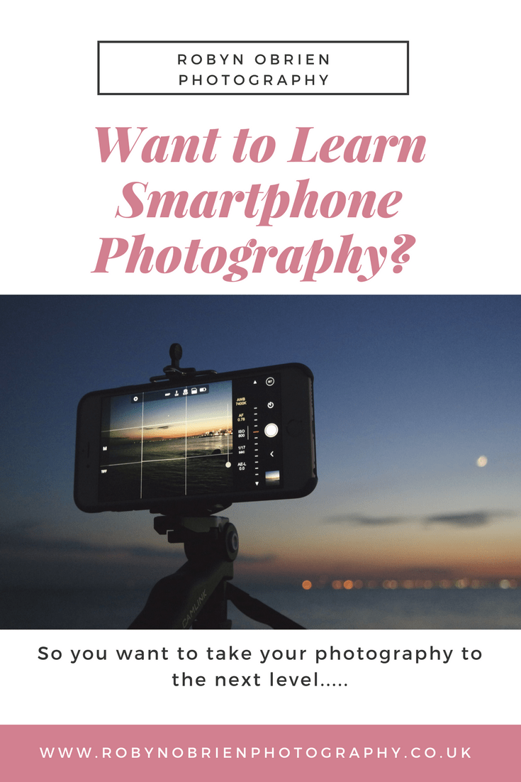Next step learning smartphone photography