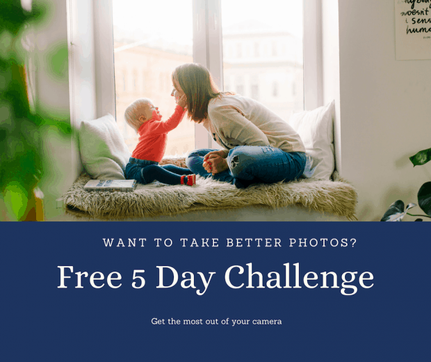 Free 5 Day Photo Challenge