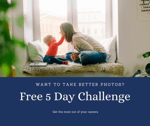 Free 5 Day Photo Challenge