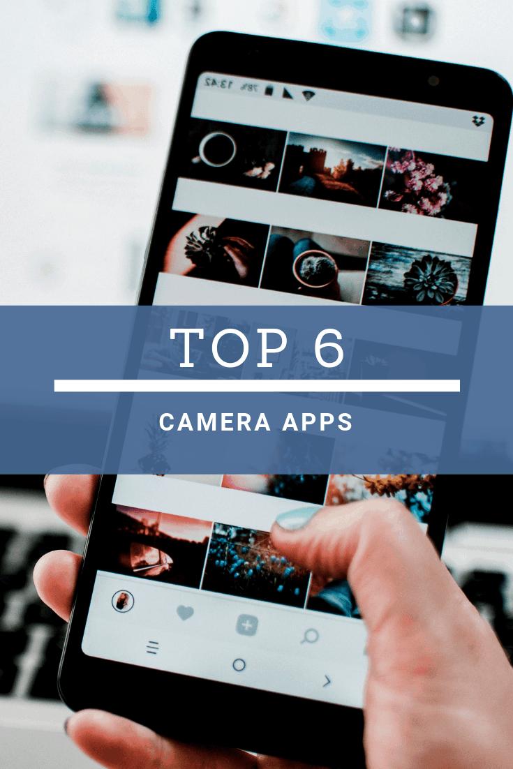 top camera apps