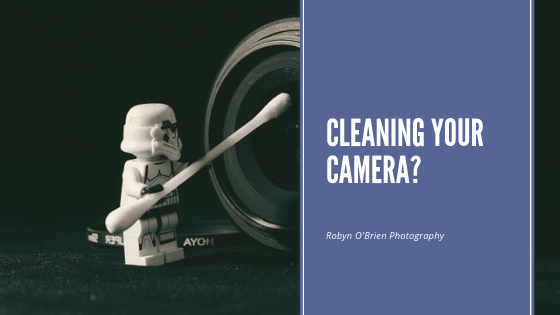 Everything you need to know when cleaning your camera