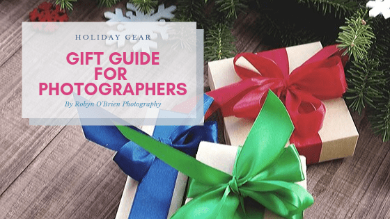 Gift Guide for Photographers