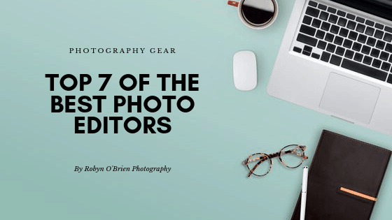 Best Photo Editors