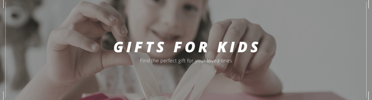 Best Photography Gifts for kids