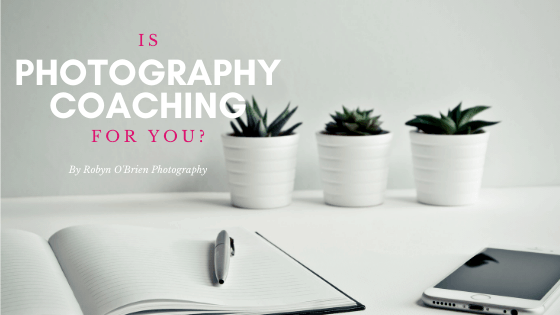 Is photography coaching right for you?