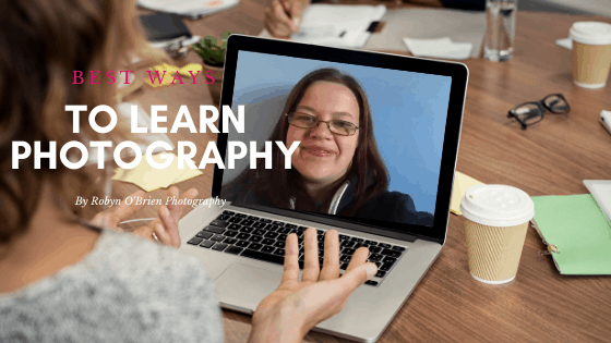 Best ways to learn photography