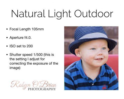Natural Outdoor Recipe