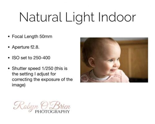 Natural Light Indoor Settings